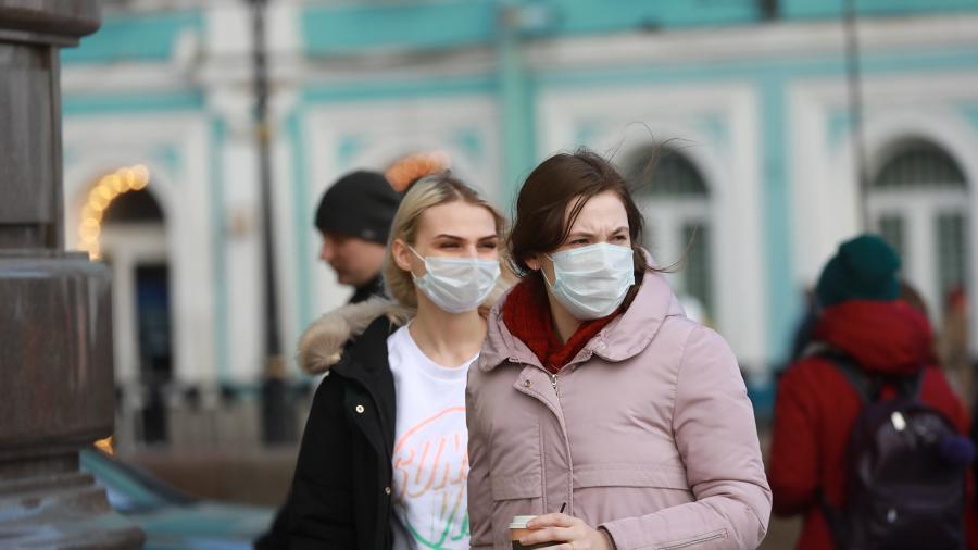 Эпидемситуация в Петербурге ухудшается, а Беглов даже не парится